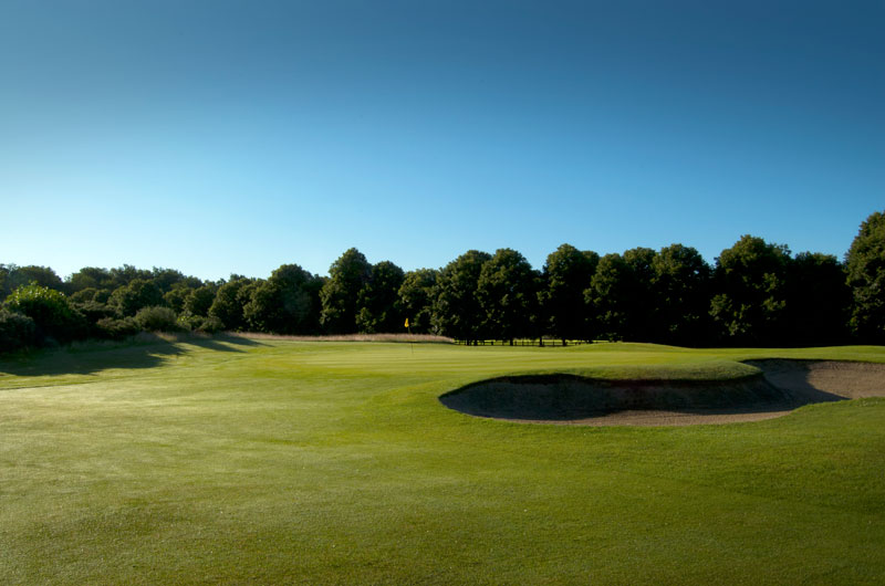 The 17th at Sutton Green Golf Club
