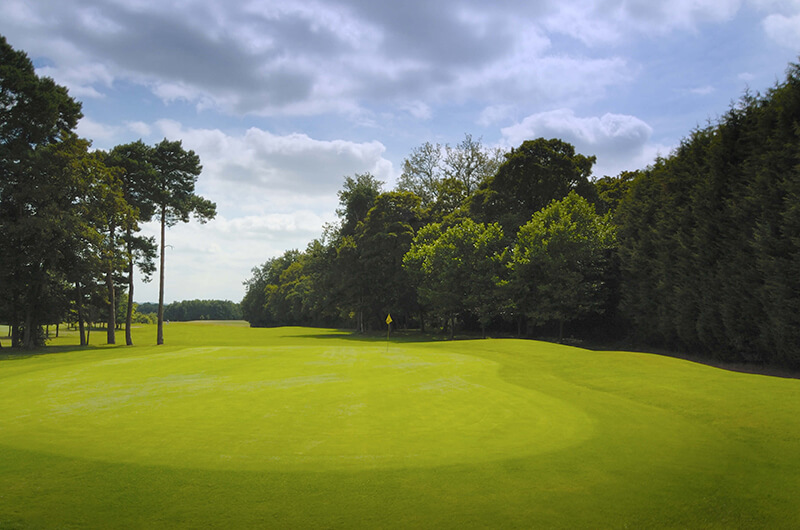 The 7th at Sutton Green Golf Club