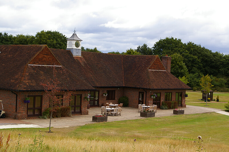 Sutton Green Golf Club clubhouse